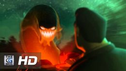 "CGI Animated Short HD: ""The Last Train"" by The Animation Hub"